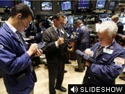 Wall Street am 15. September 2008, Foto: Reuters