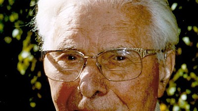 Werner Flume gestorben