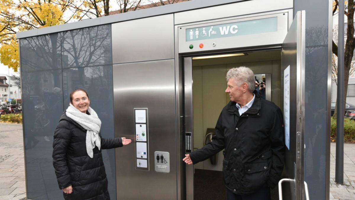 Stadt München plant 29 öffentliche Toiletten zusätzlich