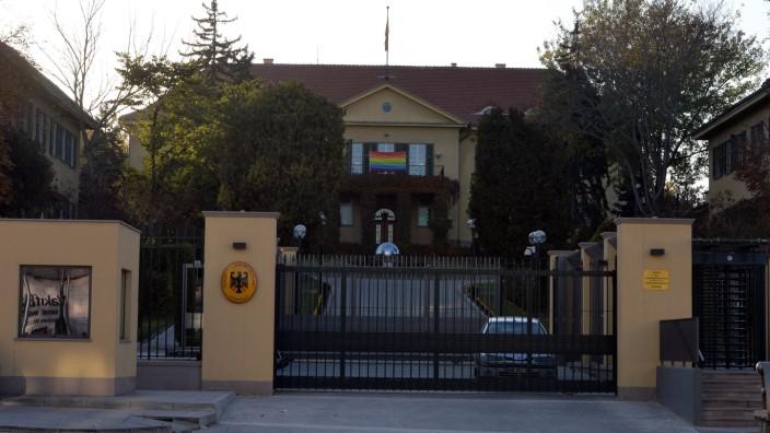 Deutsche Botschaft Ankara