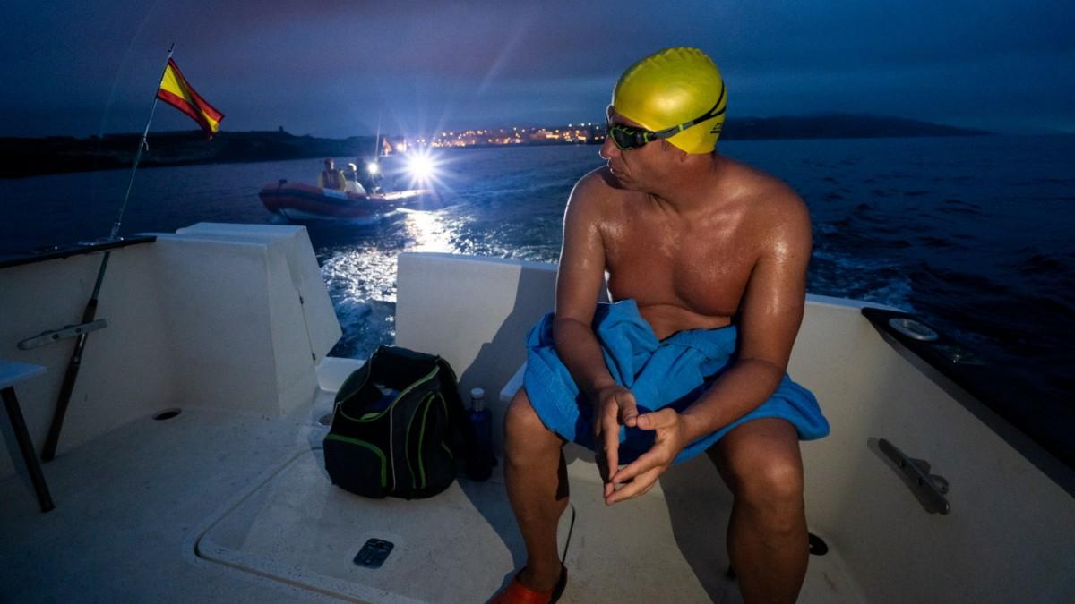 Extremschwimmer Wiersig im Interview zu Ocean's Seven