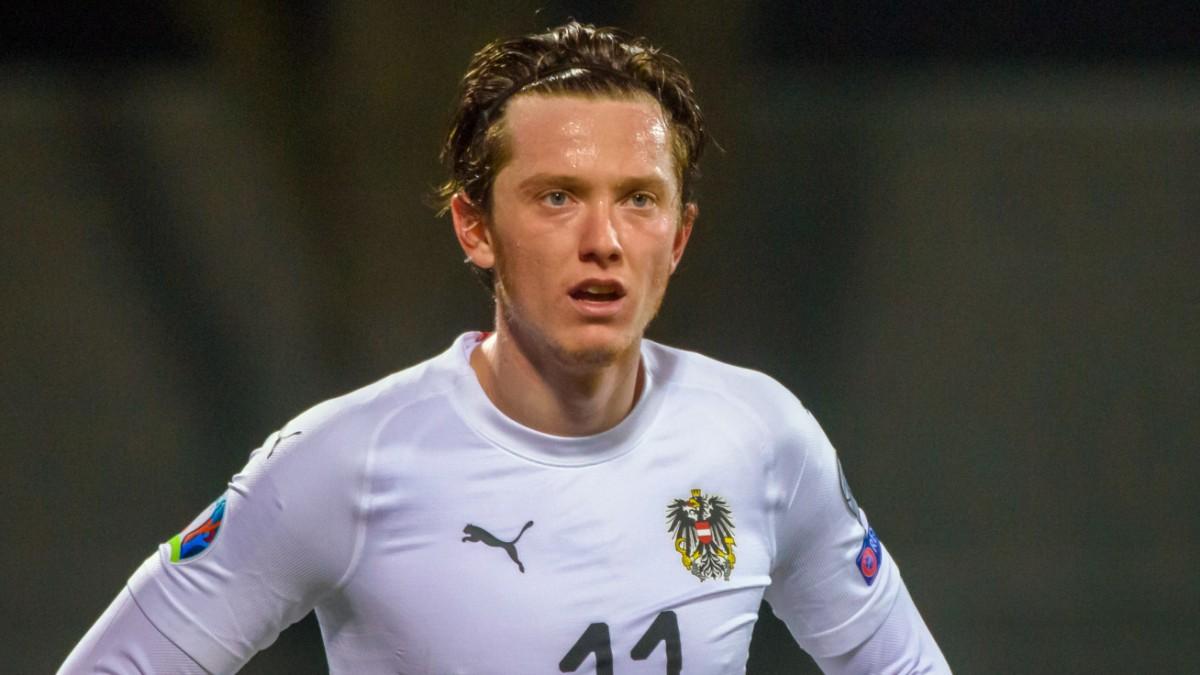 Bundesliga: FC Augsburg suspendiert Gregoritsch
