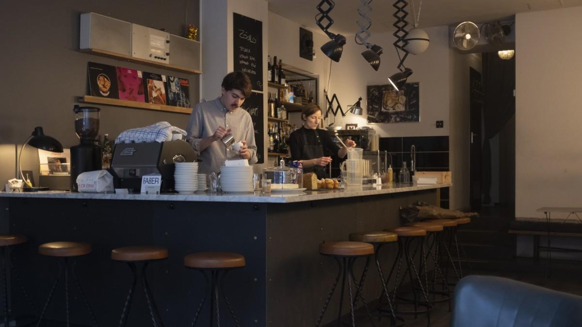 München: Frühstücken im Pop-up-Café Faber Breakfast