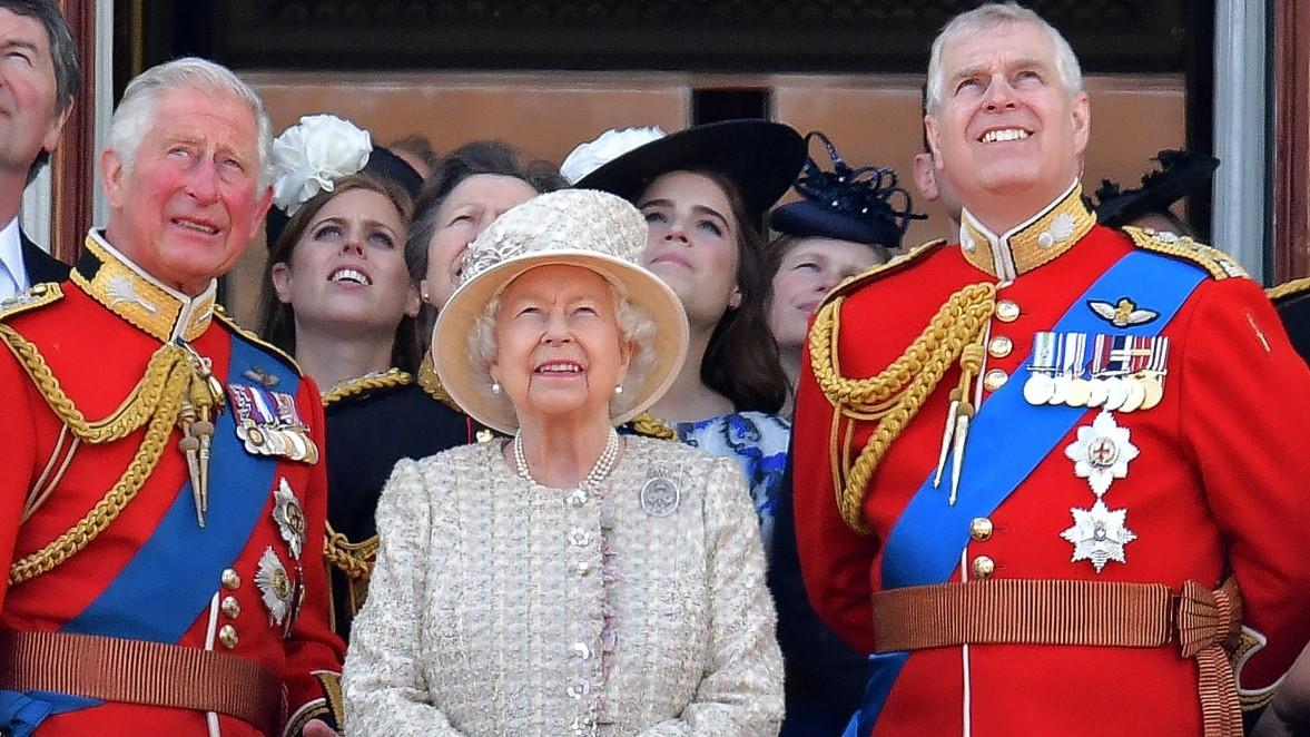 Prinz Andrew und Epstein: Royal abgehoben