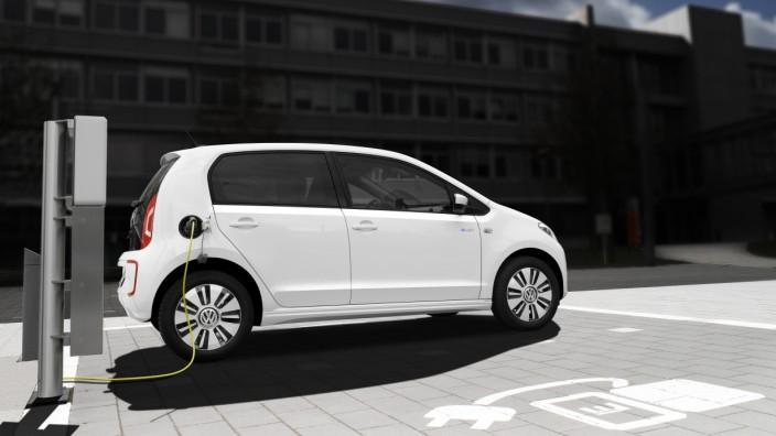 Elektroauto: Der Volkswagen e-up