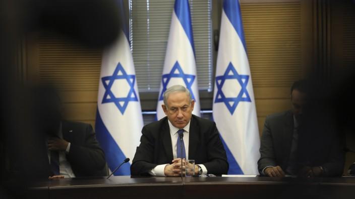 Israel - Politische Krise
