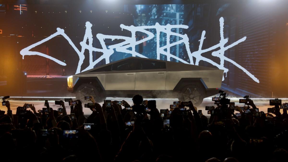 Elektromobilität - Tesla: Die Zukunft ist eckig