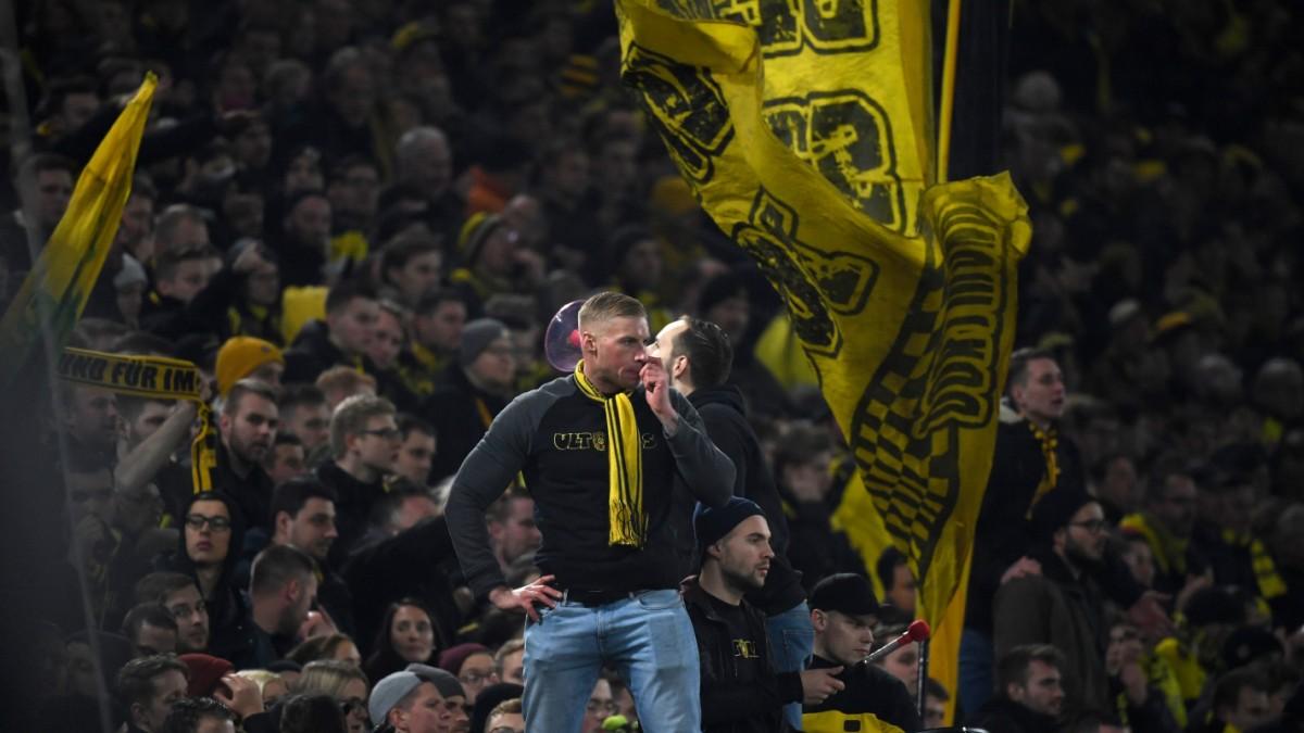Dortmund schafft 3:3 nach 0:3-Rückstand