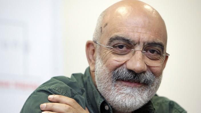 Journalist Ahmet Altan erhält Geschwister-Scholl-Preis