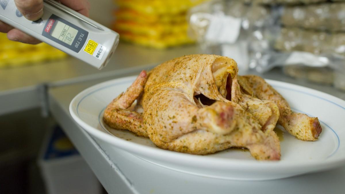 Immer mehr Warnungen vor verunreinigten Lebensmitteln