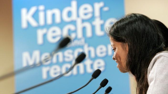 PK UNICEF - 'Kinderrechte sind Menschenrechte'