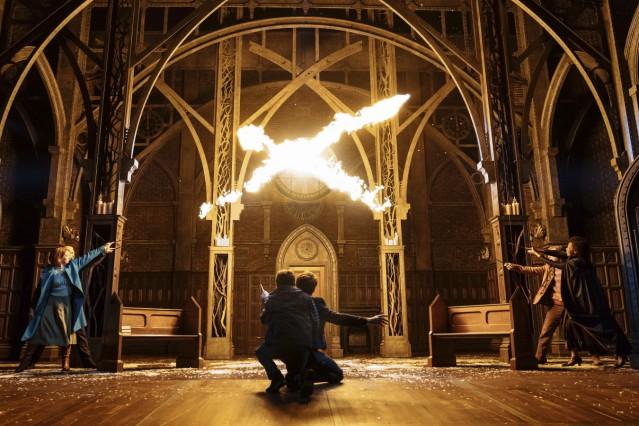 Harry Potter auf der Bühne
