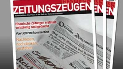 Projekt Zeitungszeugen