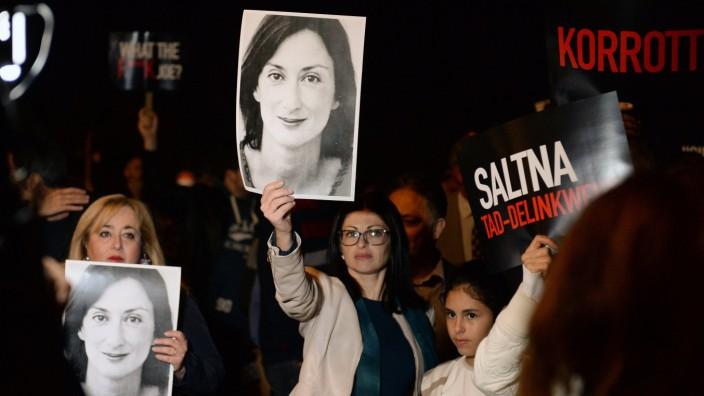 Anklage gegen möglichen Hintermann auf Malta