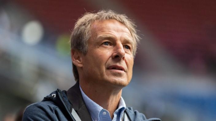 Jürgen Klinsmann 2019 in Hamburg