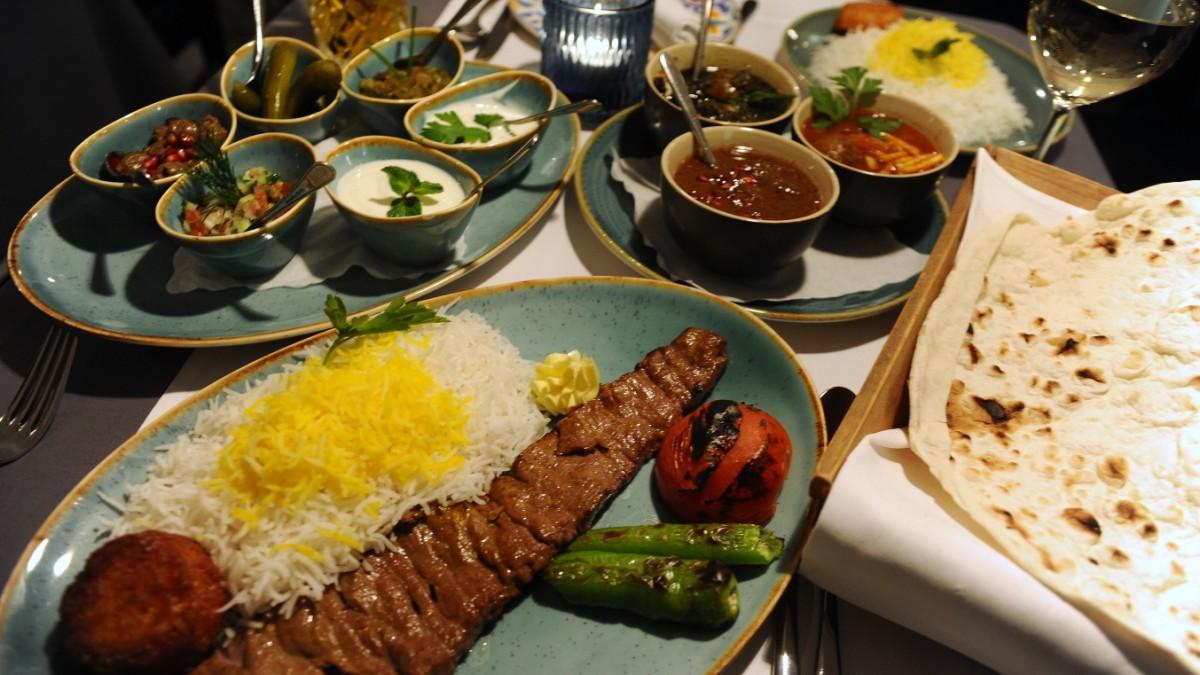 München-Lehel: Persische Vielfalt im Restaurant Tahdig