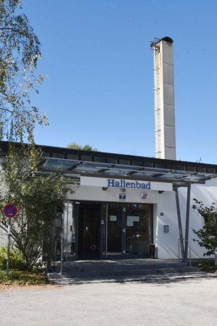 Hallenbad in Oberschleißheim, 2018