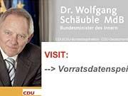 Wolfgang-Schaeuble.de