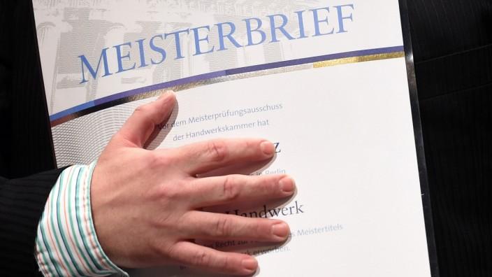 Meisterfeier 2019 der Handwerkskammer Ostthüringen