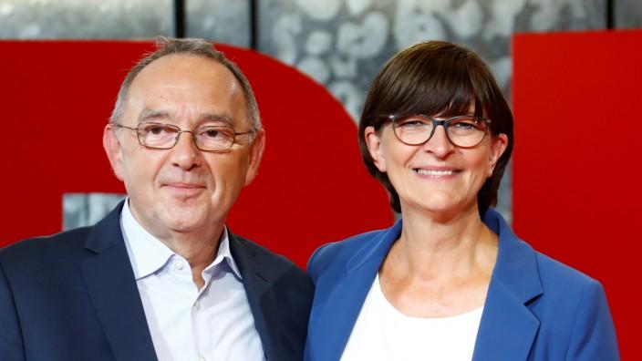 Nach SPD-Führungswechsel - Söder und Bouffier wollen Koalitionsvertrag nicht neu verhandeln