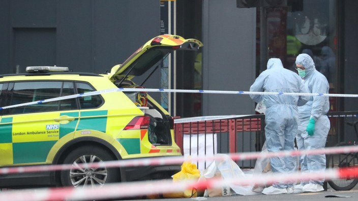 Nach Terrorattacke in London