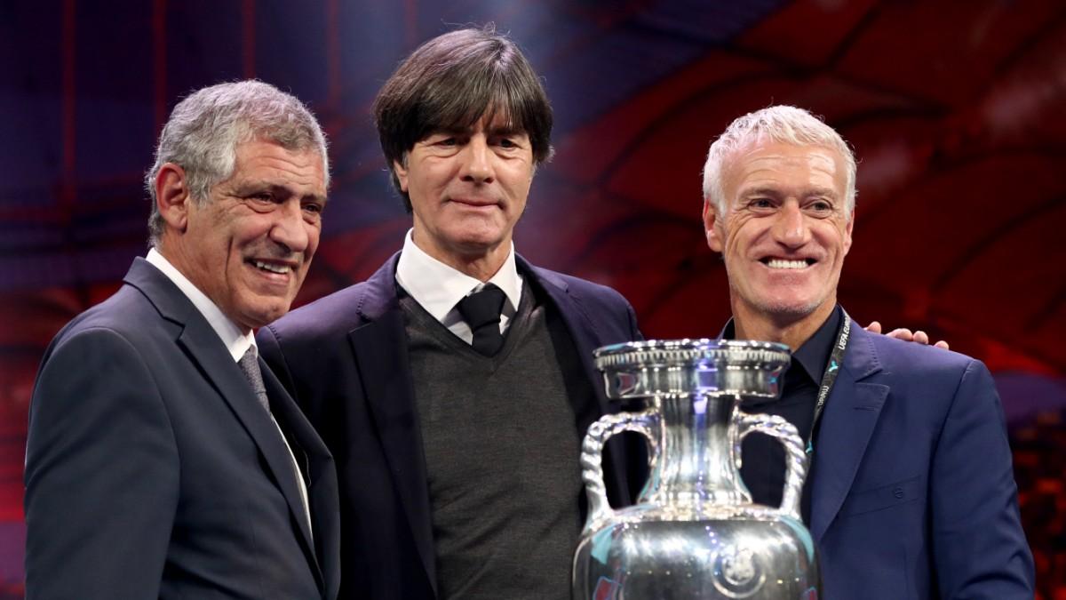Gegen Weltmeister und Europameister