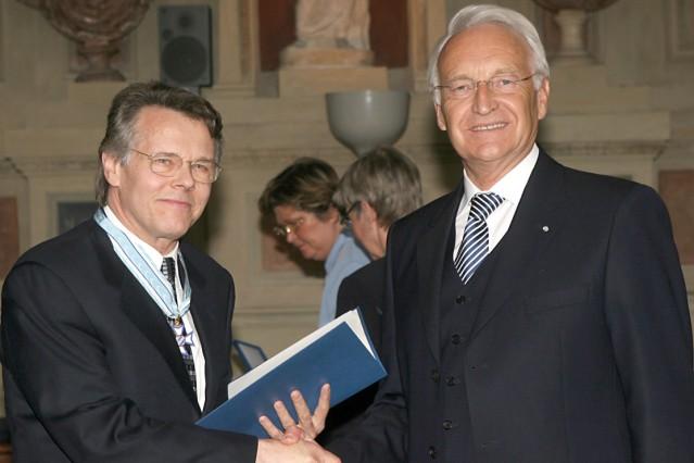 Verleihung Bayerischer Verdienstorden