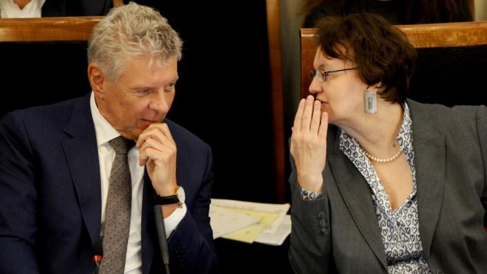 Oberbürgermeister Dieter Reiter im Münchner Stadtrat