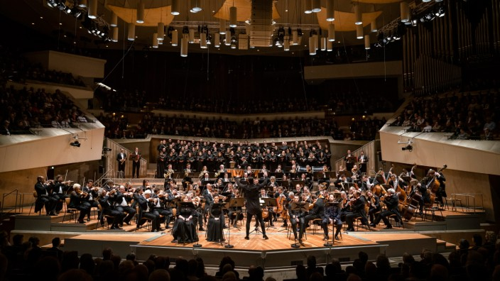 Berliner Philharmoniker 29.11.2019