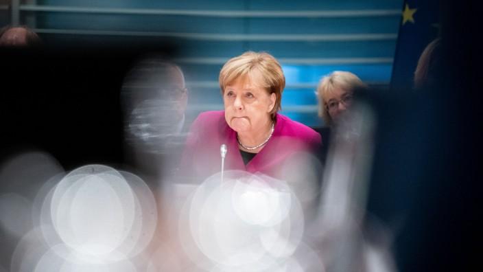 'Agrargipfel' bei Bundeskanzlerin Merkel