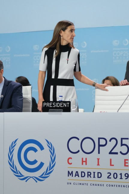 UNFCCC COP25 Climate Conference Begins In Madrid