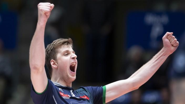 Deutschland - Frankfurt - 28.11.2019 / Volleyball - Hessen - 1. Bundesliga - Herren Saison 2019/2020 / United Volleys F