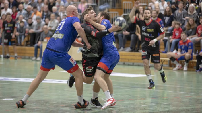 Handball, 3. Liga: TuS FFB - Balingen/Weilstetten II
