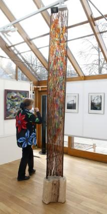 Letzte Vernissage im Kunstkabinett