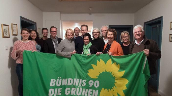 Aufstellungsversammlung der Grünen in Pöcking