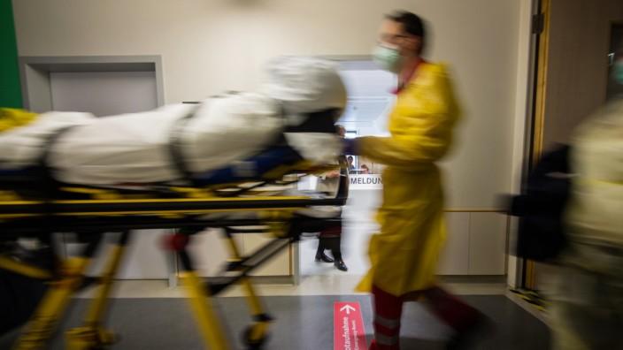 Notaufnahme Klinik Krankenhaus