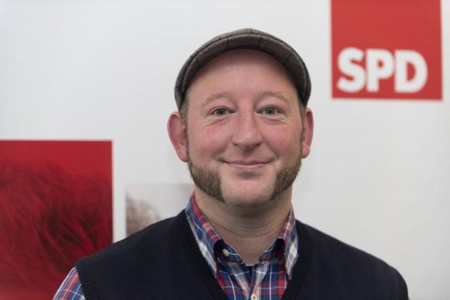 Andreas Schuster bei Kandidatenaufstellung der SPD für Kommunalwahl 2020 in München, 2019