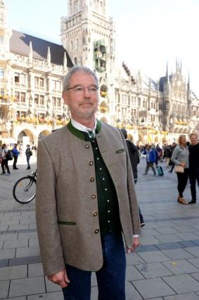 Alexander Reissl verkündet Wechsel von der SPD zur CSU in München, 2019