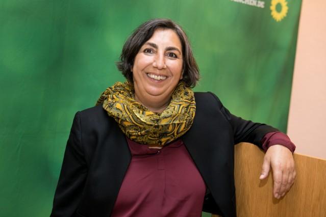Gülseren Demirel neue Stadtvorsitzende der Grünen in München, 2017