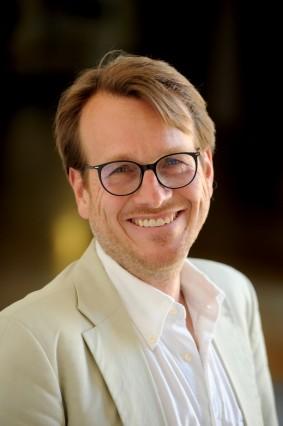 Florian Roth im Münchner Rathaus, 2018