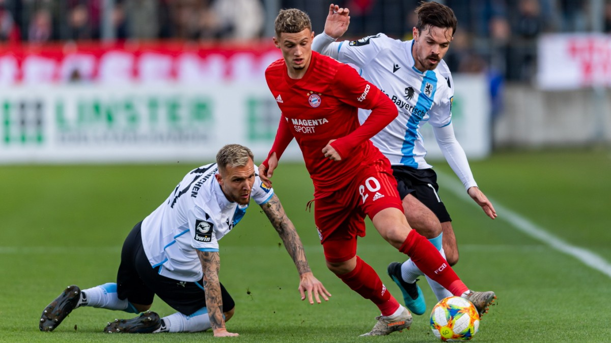 FC Bayern: Kann Cuisance sich durchsetzen?