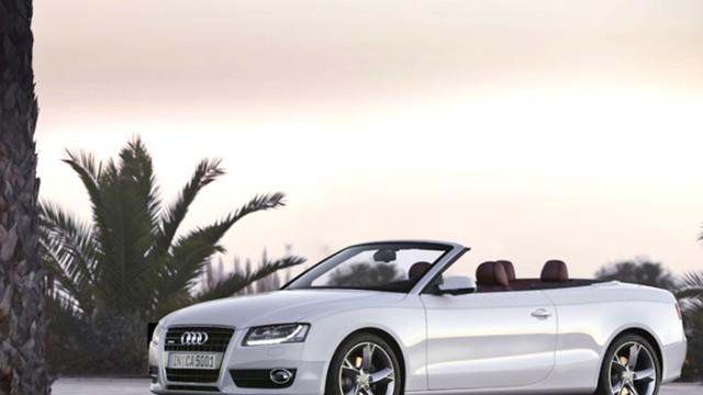 Fahrberichte Audi A5 2.0 TDI Cabriolet