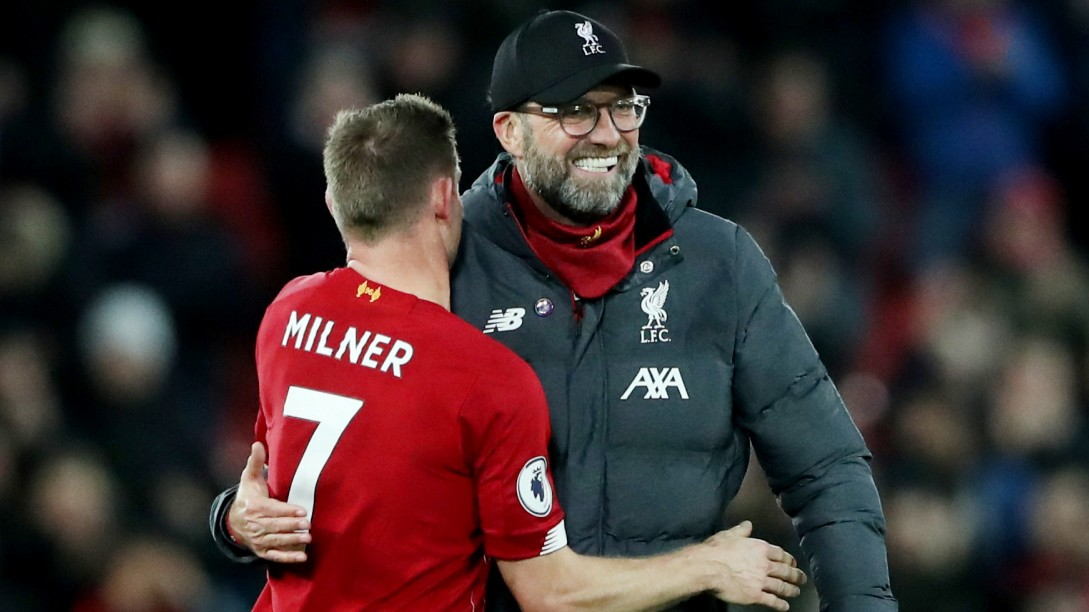 Premier League - Klopps irrsinnige Quote mit Liverpool