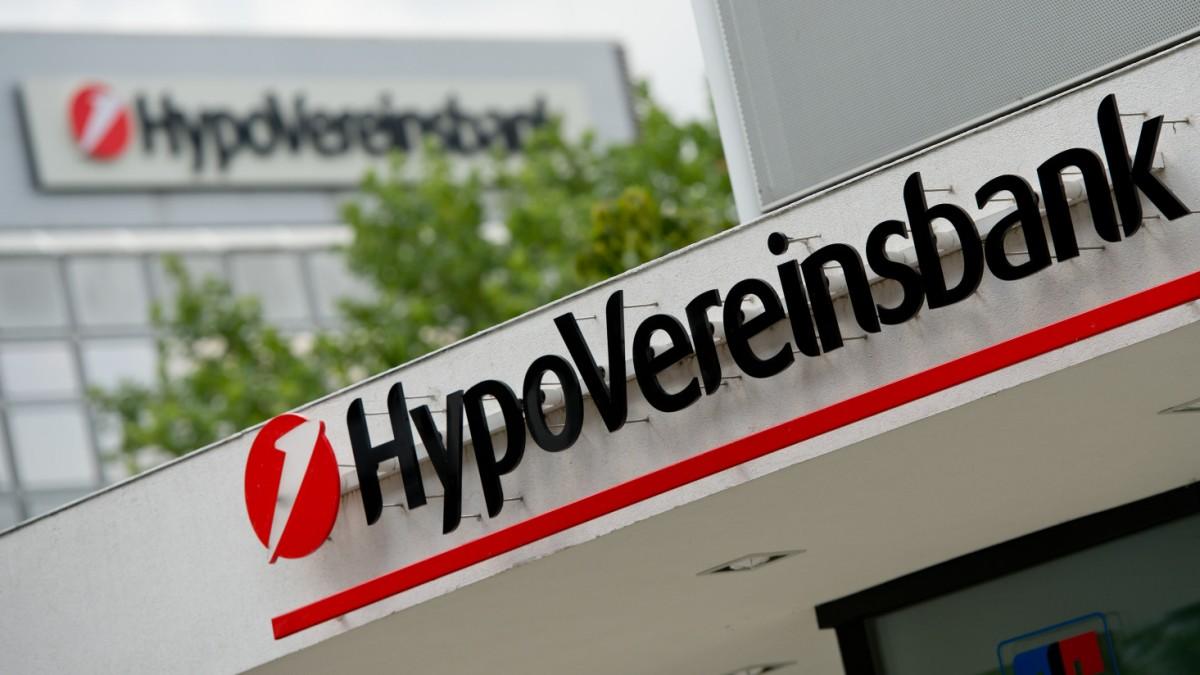 Hypo-Vereinsbank streicht knapp 1300 Stellen in Deutsch