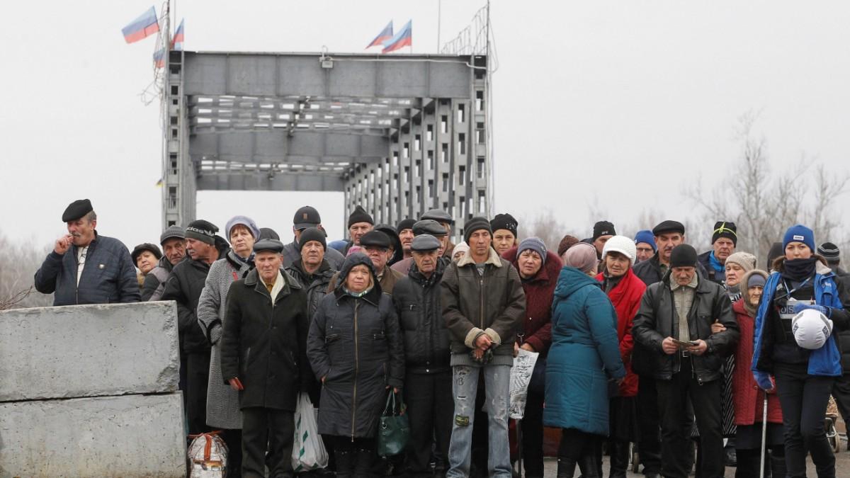 Ukraine: Rente und Gerechtigkeit nur solange der Vorrat