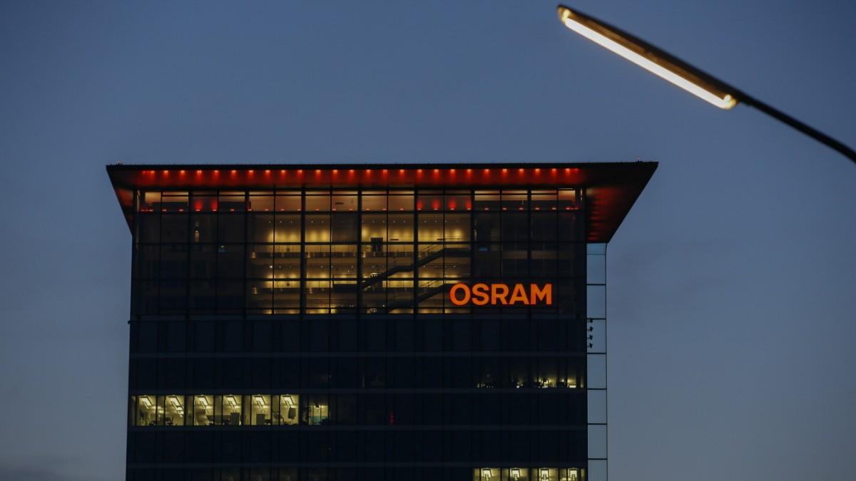 Übernahme: Osram gehört jetzt AMS