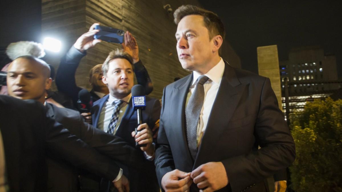 Elon Musk nach Pädophilie-Äußerung freigesprochen