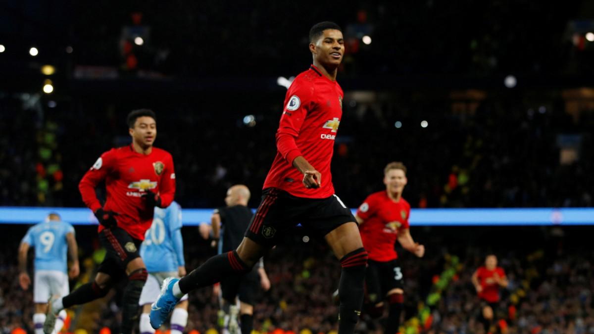 United gewinnt das Manchester Derby
