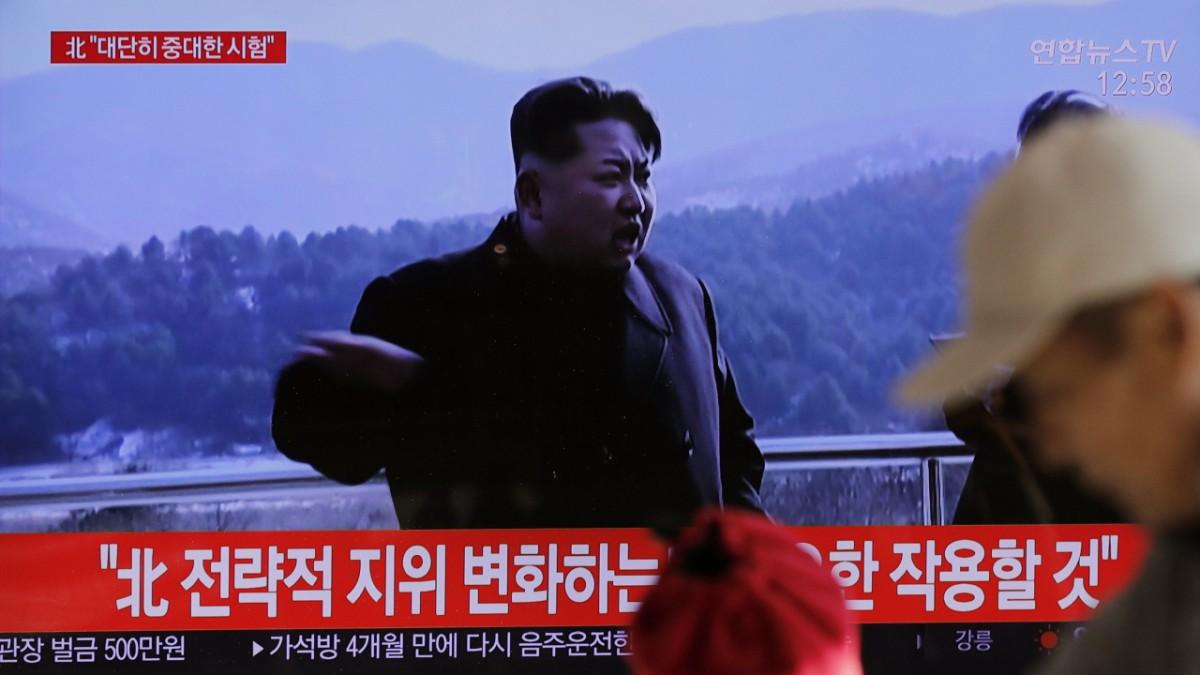 Nordkorea: Gespräche über Denuklearisierung vom Tisch