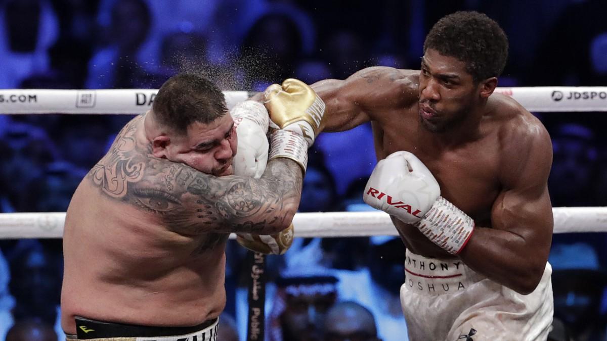 Boxen: Joshua dominiert chancenlosen Ruiz